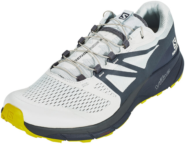 Salomon Sense Ride 2 Sko Herrer, illusion bluenavy blazercitronelle